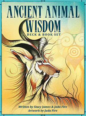 Ancient Animal Wisdom Card Deck